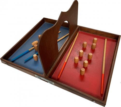 La Case du Jeu : jeux traditionnels en bois