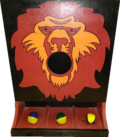 LA CASE DU JEU : PASS'BOUL LION